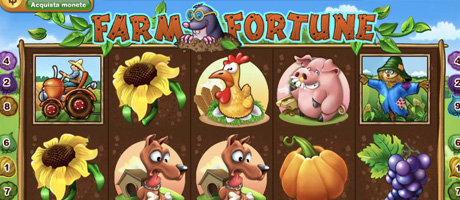 Farm Fortune su Slotomania Facebook