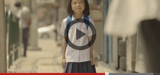Video Bambina scuola thai insurance