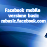 Facebook mobile versione basic mbasic-facebook